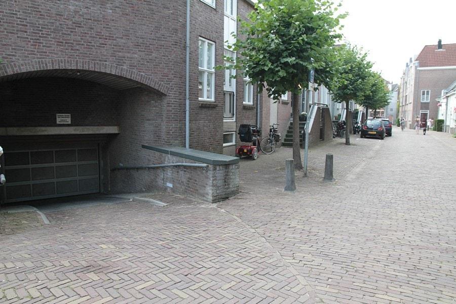 Parkeerplaats Prinsenplaats in Deventer